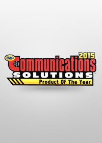 "2015Communications Solutions""RCS Client"" awarded the TMC's ""2015 Communications Solutions Product of the Year"""