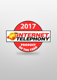 "2017Internet Telephony Product Award""nXer™ UC"" awarded the TMC's ""2017 Internet Telephony Product of the year"""